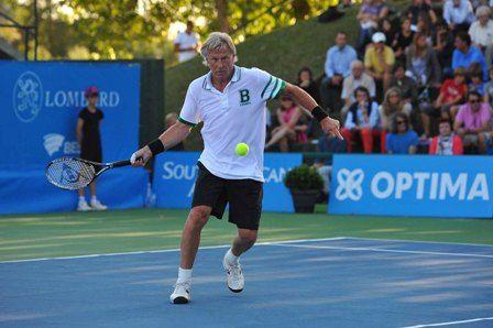 Event pictures | Optima Open - Belgische manche ATP Champions Tour #BjörnBorg #Optima Open