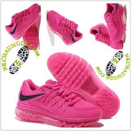 new style ff356 f0029 Mode | Nike Chaussure Sport Air Max 2015 Femme Rose | Air Max 2015 ...