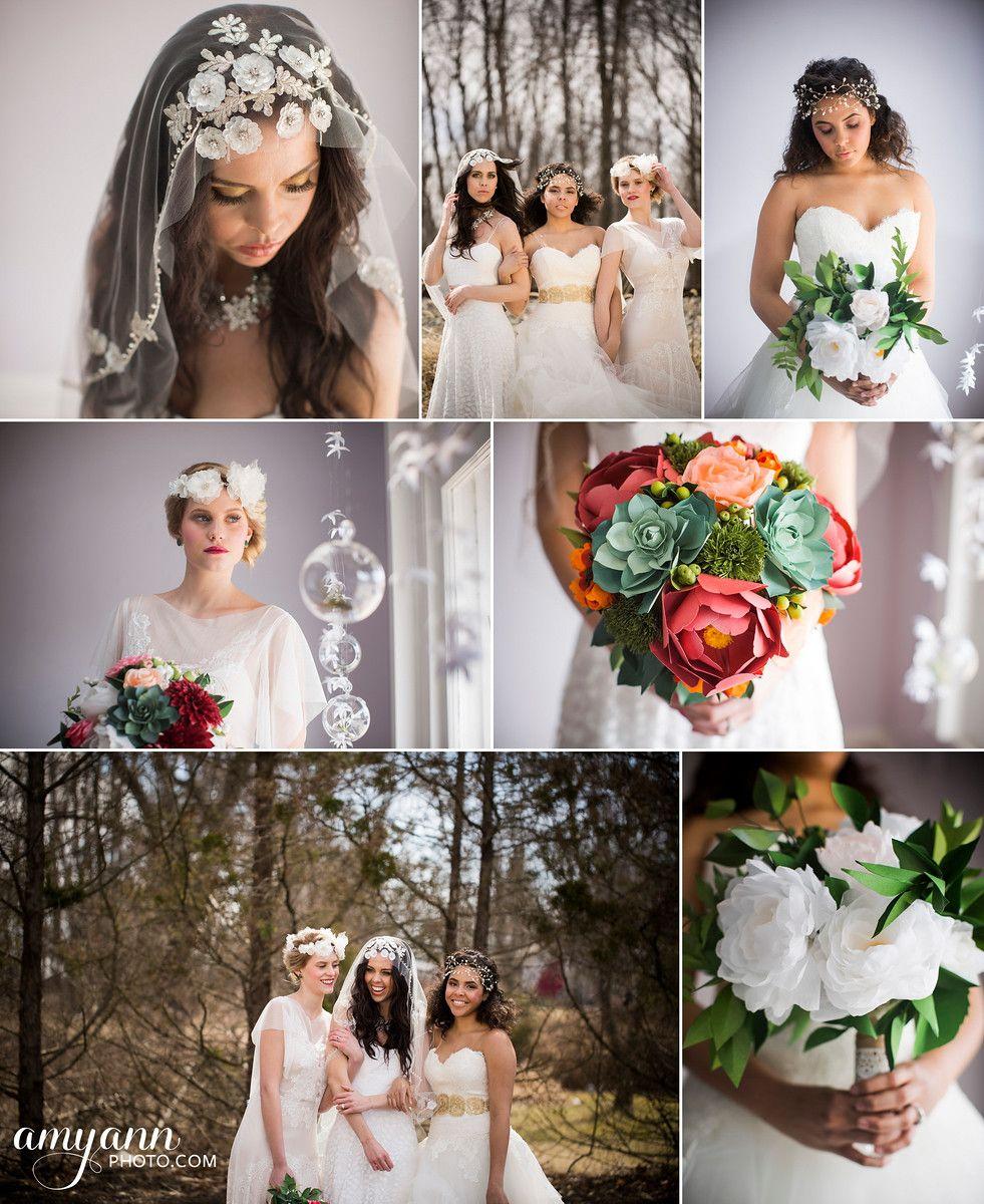 boho chic bride styled shoot | columbus ohio wedding photo