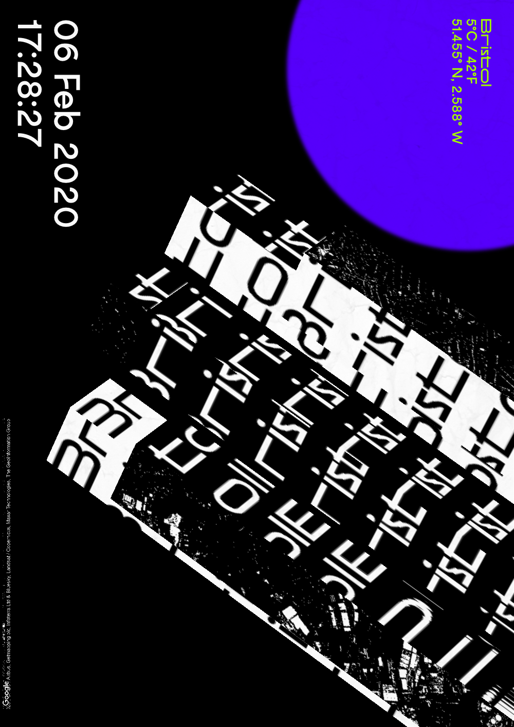 Gallery Gallery Unique Poster Generative Poster