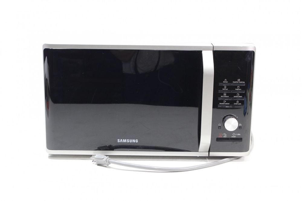 Samsung Ms11k3000as 1 1 Cu Ft Countertop Microwave Oven With