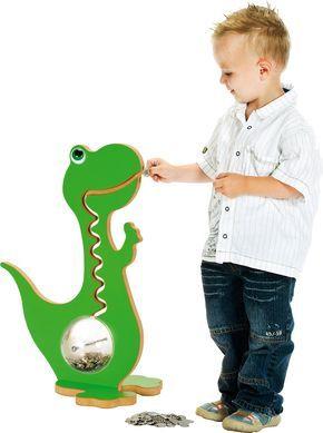 Spardose Dino Online Bestellen Jako O Basteln Spardose Holz