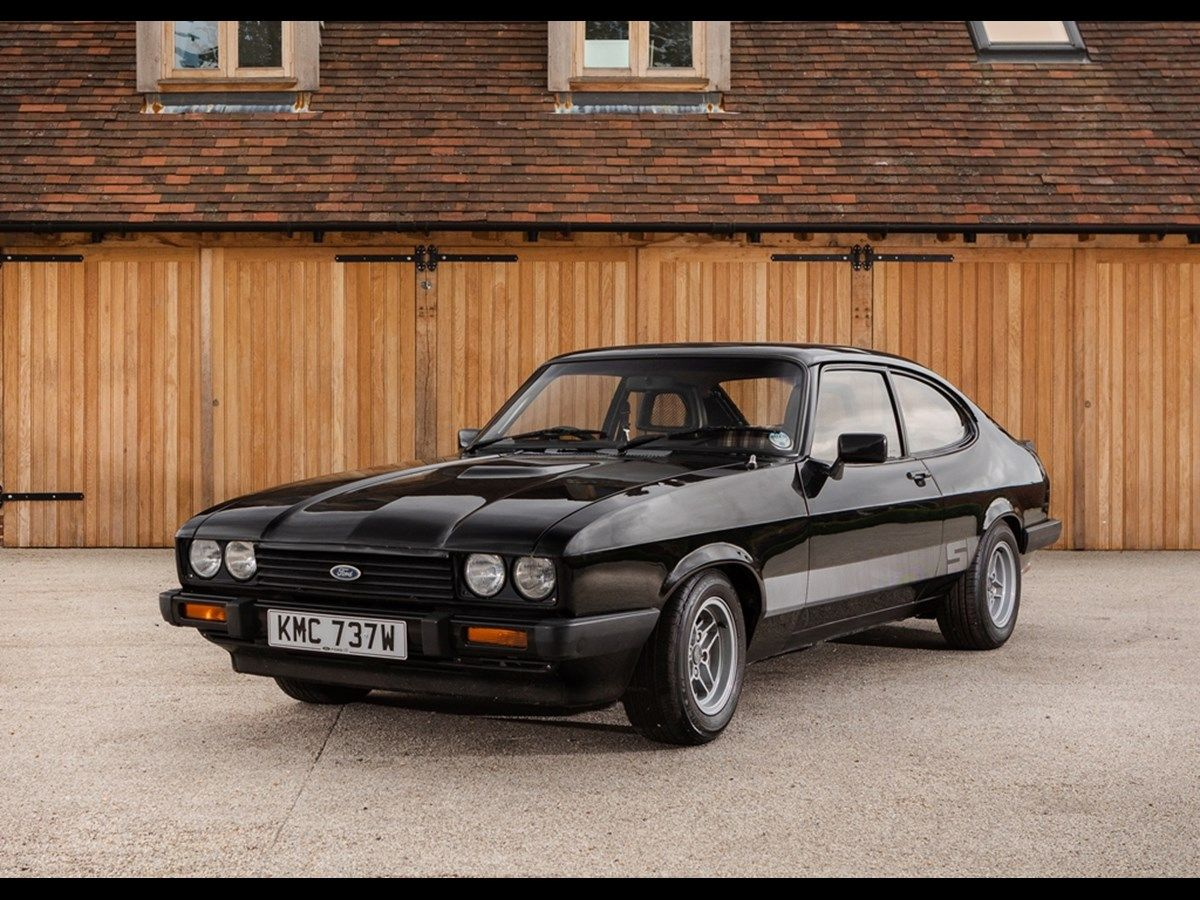 The Trade Archive Car Ford Ford Capri Ford Motor