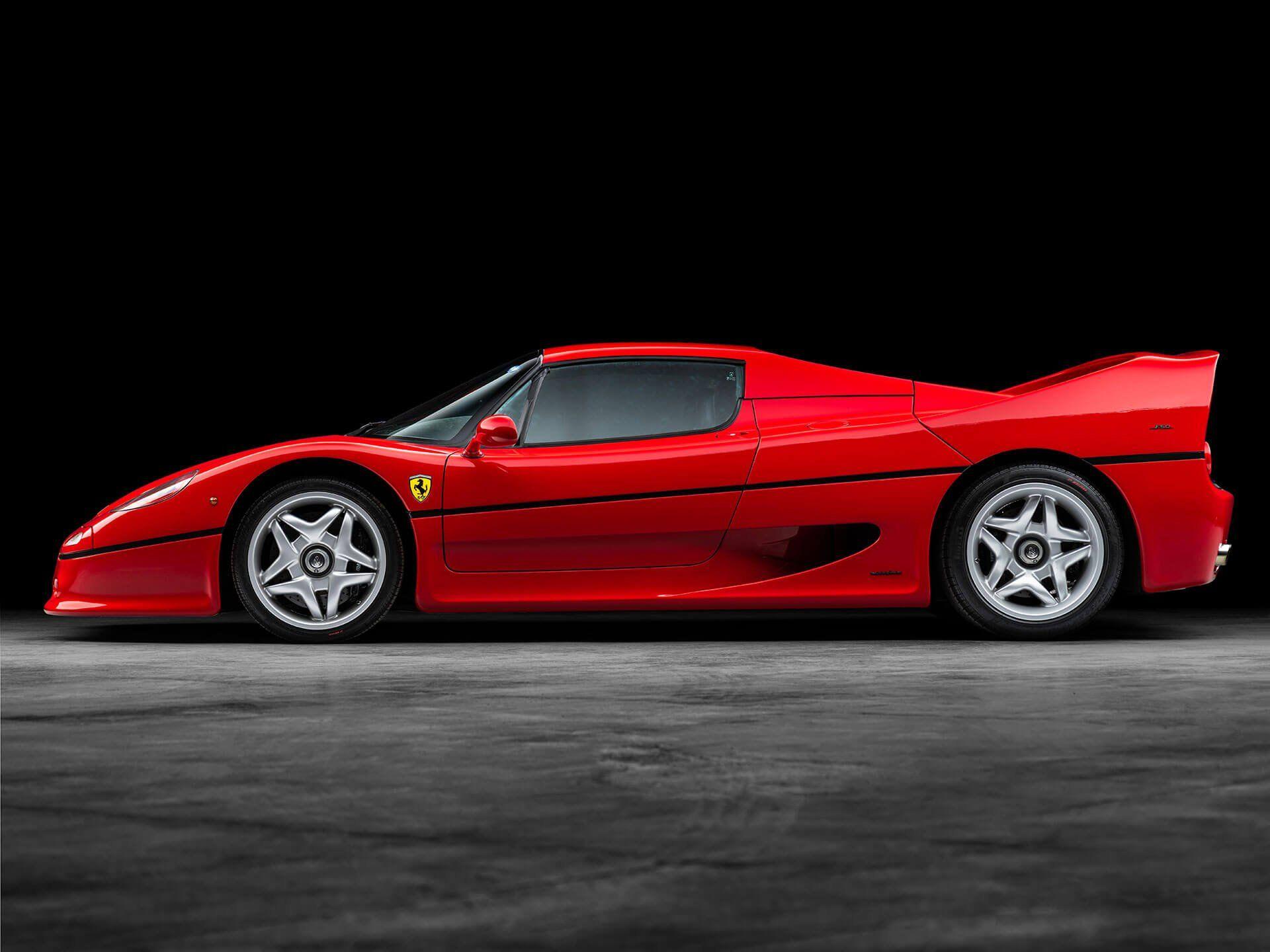 1995 Ferrari F50 Ferrari Carros Editor De Video