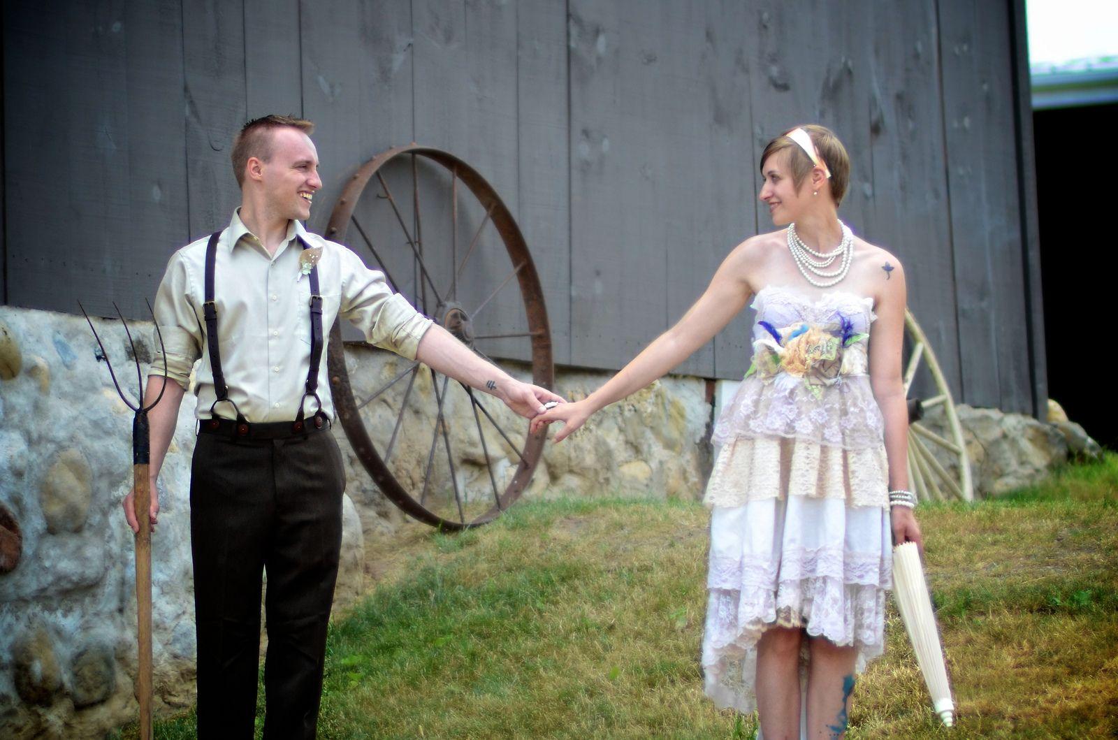 How We Had A Wedding Under $5k