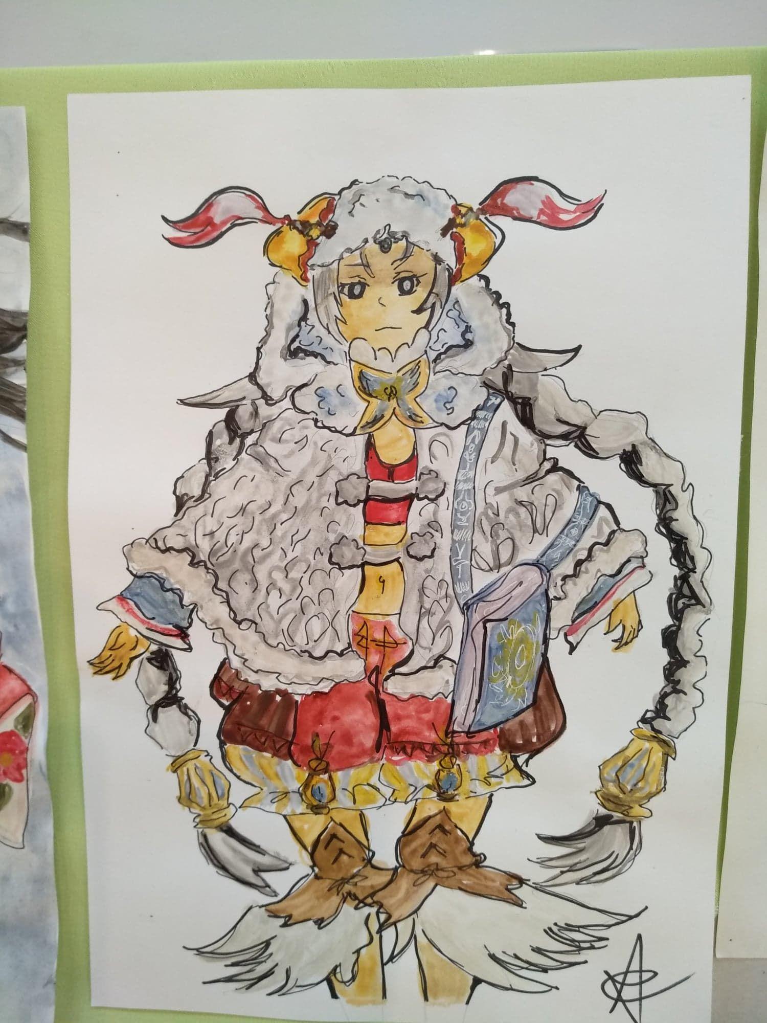 Pin by Matozaur on My drawings (desenele mele) My
