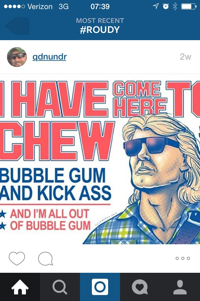 i am here to kickass and chew bubblegum movie
