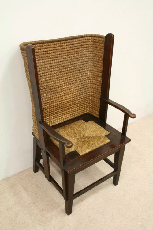 Stained Pine Orkney Chair - Stained Pine Orkney Chair Furniture Pinterest Pine