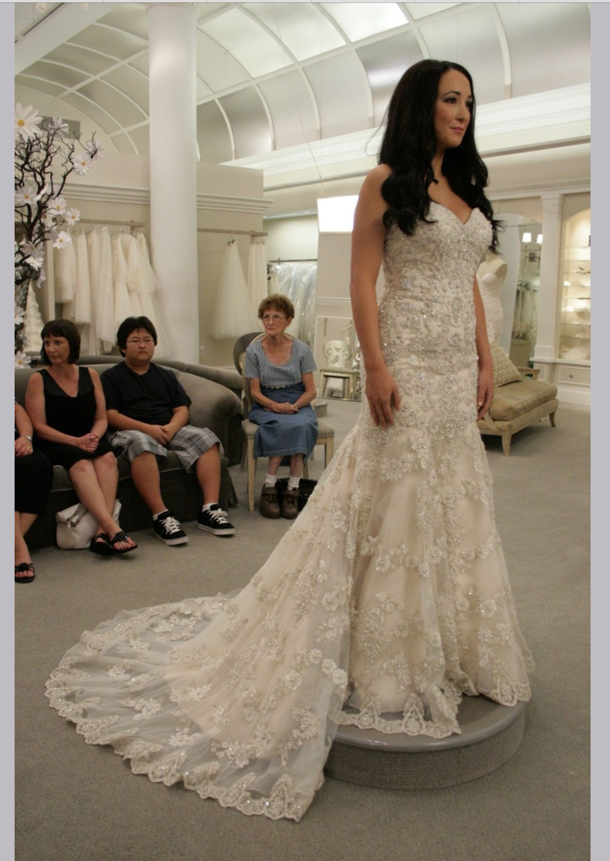Danielle caprese wedding pinterest wedding dress wedding and
