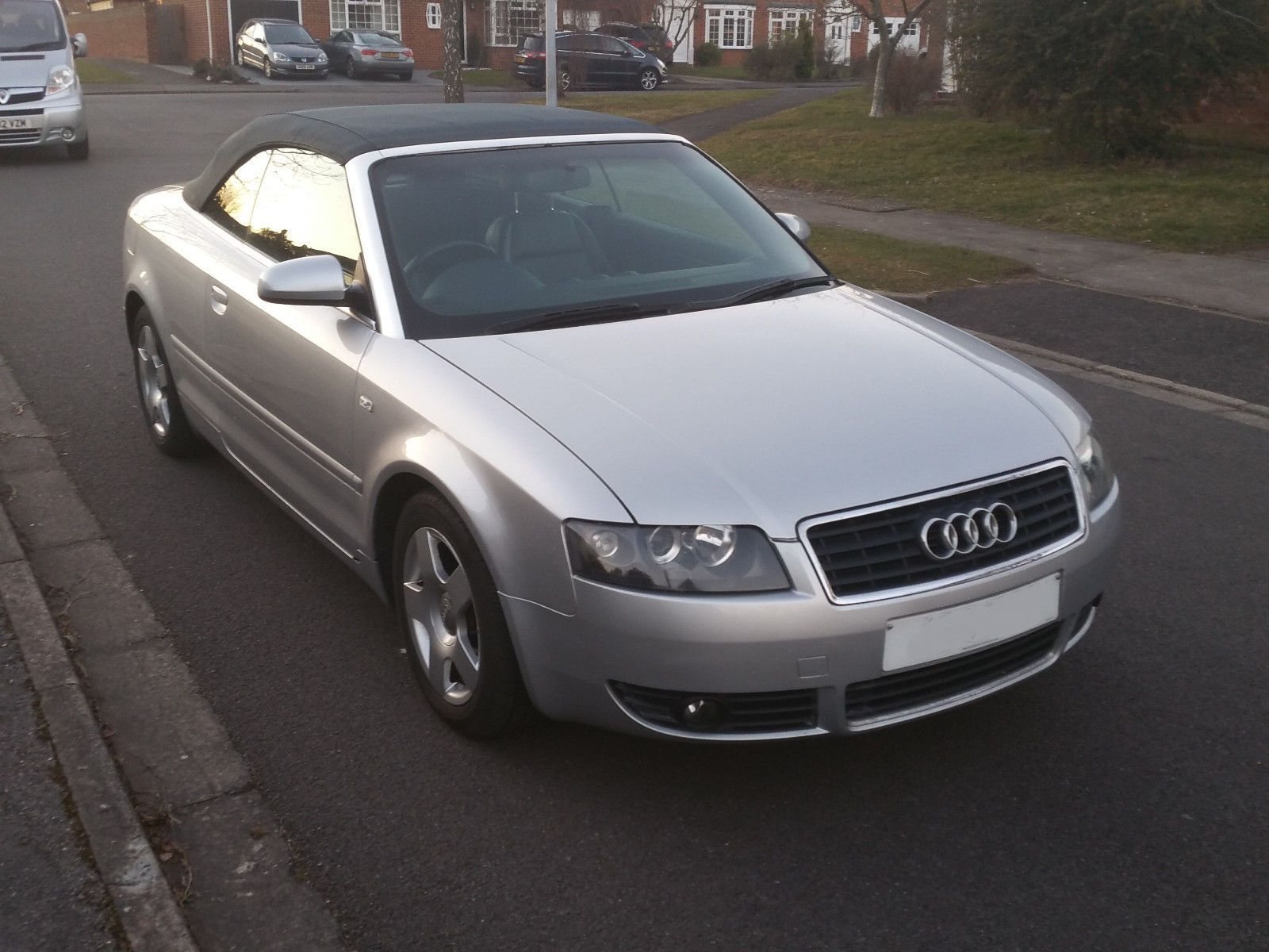 2004 Audi A4 Convertible 18t Automatic 166 Bhp Lpg First To See