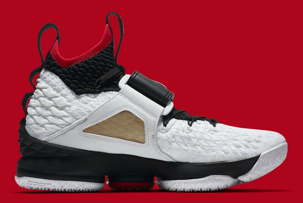 bdcd557317 Nike LeBron XV