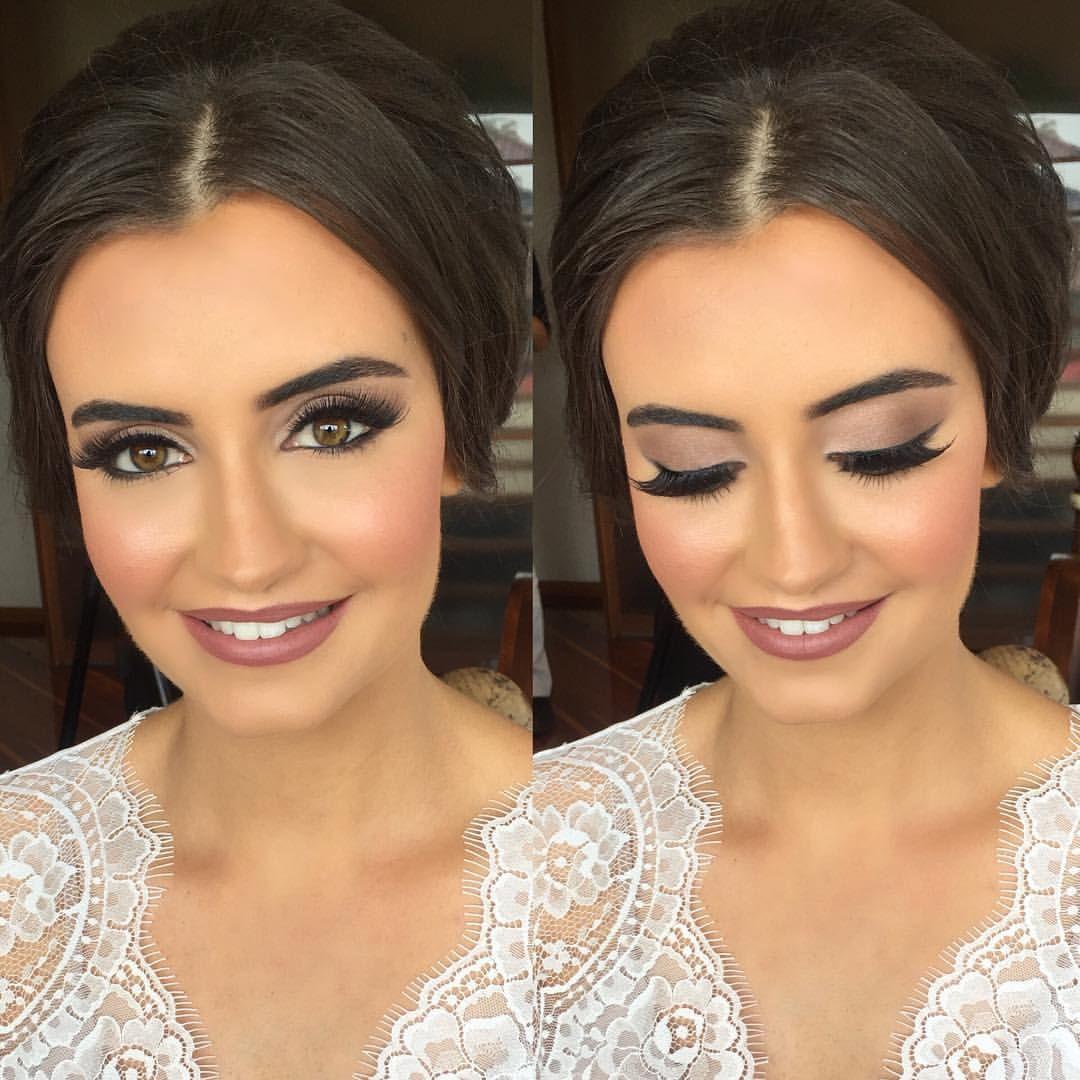 Melissa Sassine Makeup Artist Bridesmaid Hair Makeup Wedding Day Makeup Wedding Makeup Looks