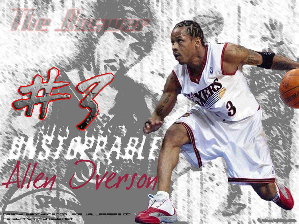 Tags AI Allen Iverson Wallpaper Basketball Albums