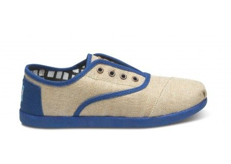 With every pair you purchase, TOMS will give a pair of new shoes to a child in need. One for One.$42.00