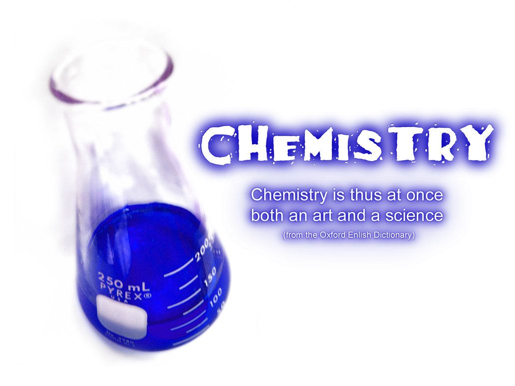 Chemistry Art And Science