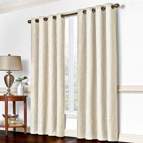 Peyton Woven Textured Curtain @ Kohl\'s ON SALE!   Designing ...