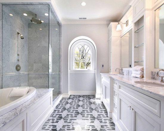 Bathroom long narrow room design pictures remodel decor for Devonshire home design garden city ny