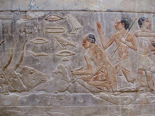 Mastaba de la princesa Idut, V Dinastía