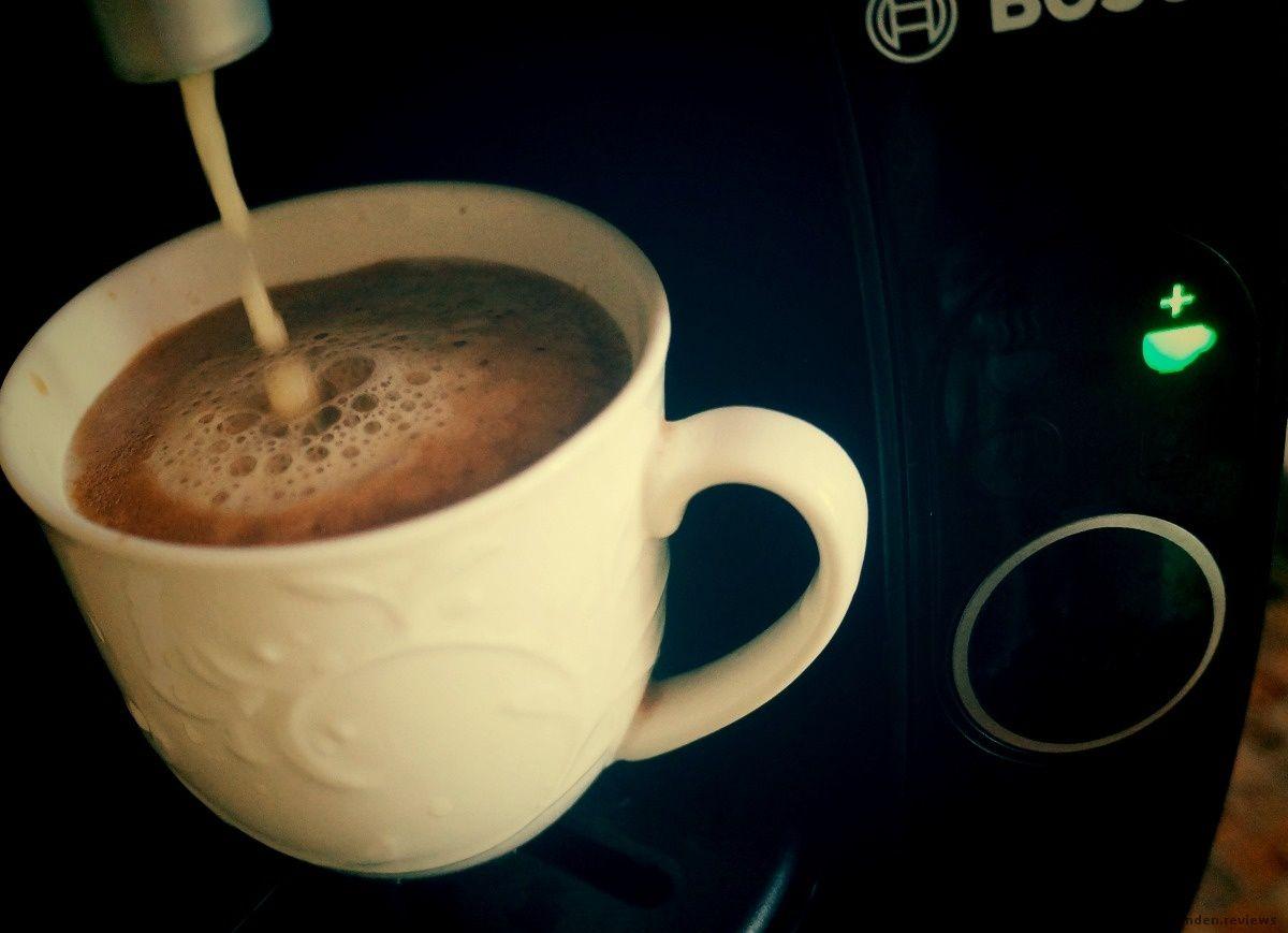 Bosch Tas 2002 Ee Tassimo Kaffeekapselmaschine Im Test Coffee