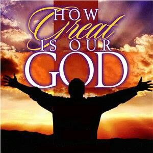 Our god is a great big god lyrics and actions