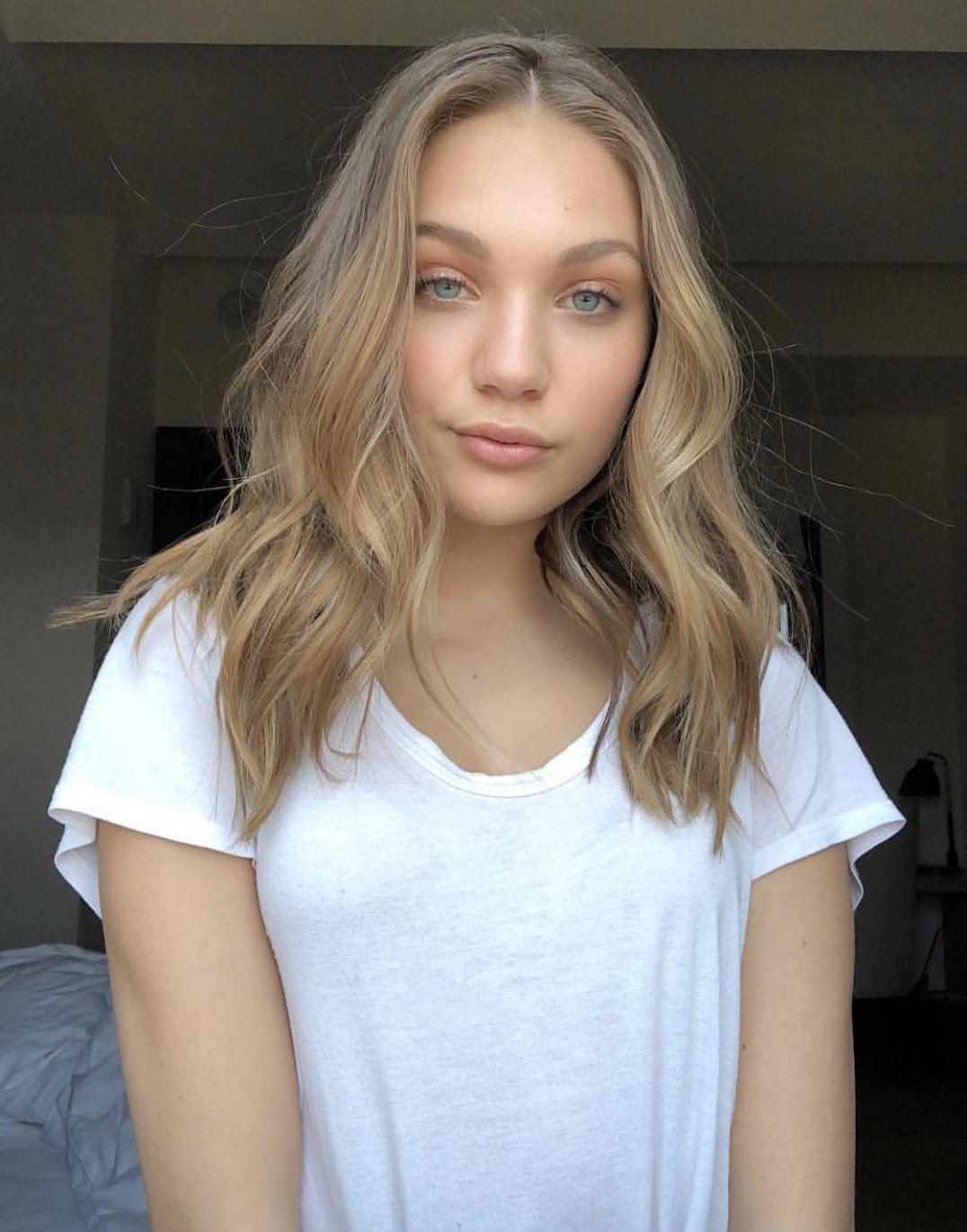 Pinterest Juliaahn Hair Styles Maddie Ziegler Brown Blonde Hair