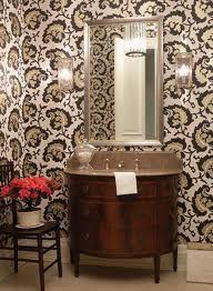 bathroom wallpaper - Google Search