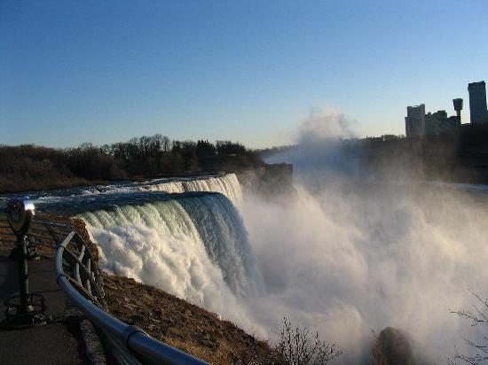 Niagara Falls New York Side I Had A Wonderful Time Here