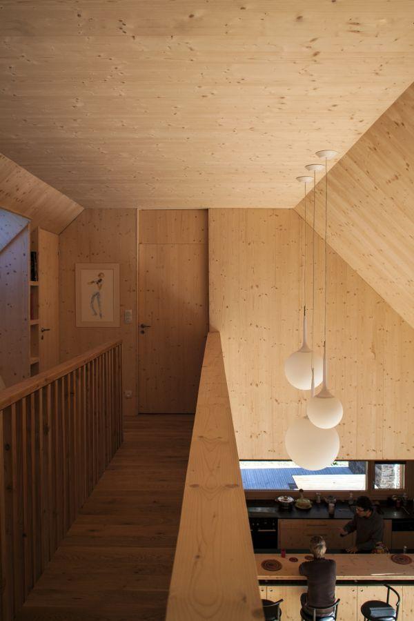 Projets - Prax Architectes - Toulouse Maison L1 Pinterest Toulouse - doublage des murs interieurs