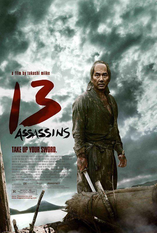 13 Assassins 2010 Assassin Movies Action Movies Good Movies