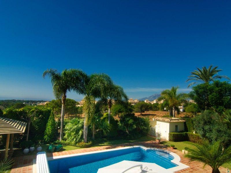 Villa in Elviria direkt am Strand, zu verkaufen toller Meerblick ...