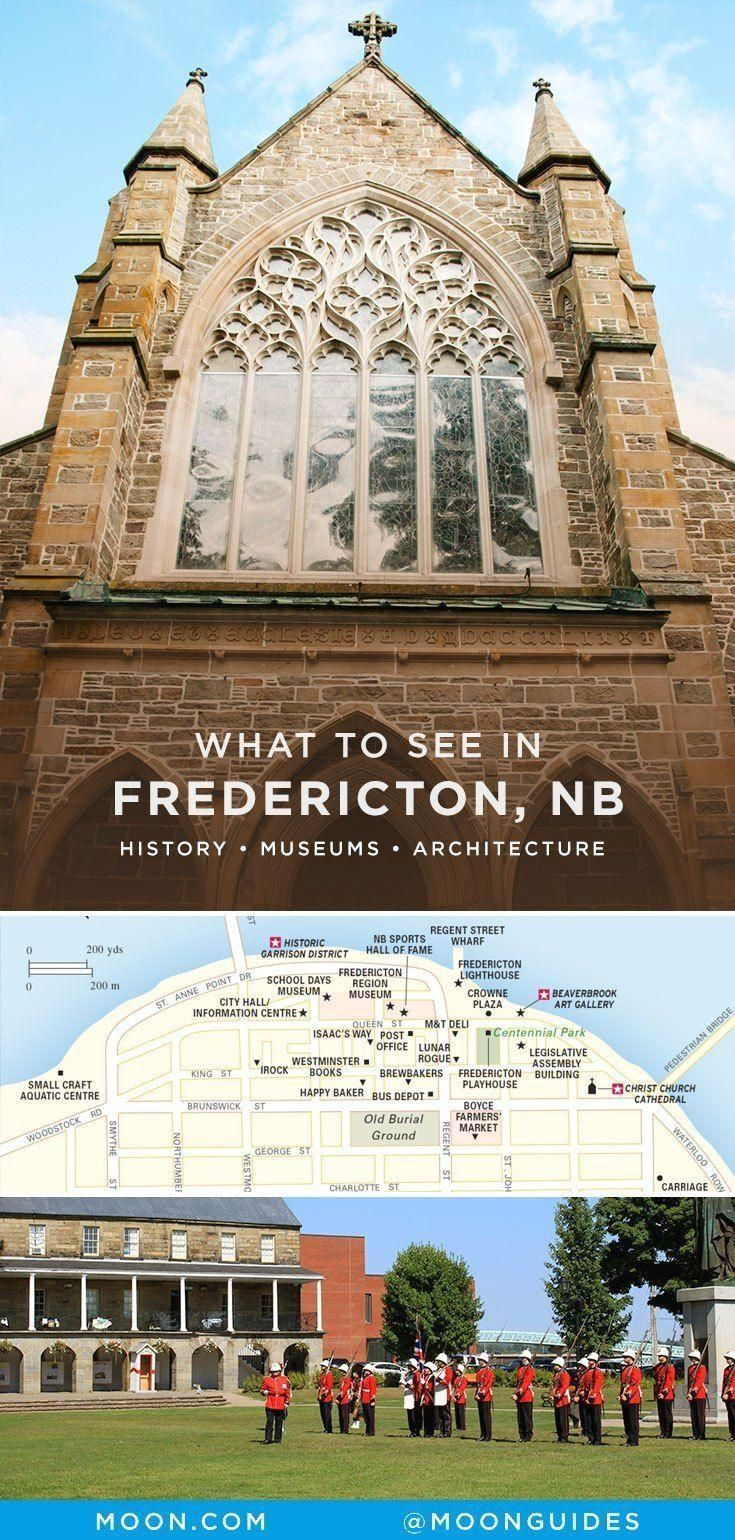 #newbrunswick  #canada #makes #good Fredericton makes a good introduction to New Brunswick and a good sightseeing base. Roads lead from here to every part of the province. Explore top historic sites, museums, architecture and more with this guide.