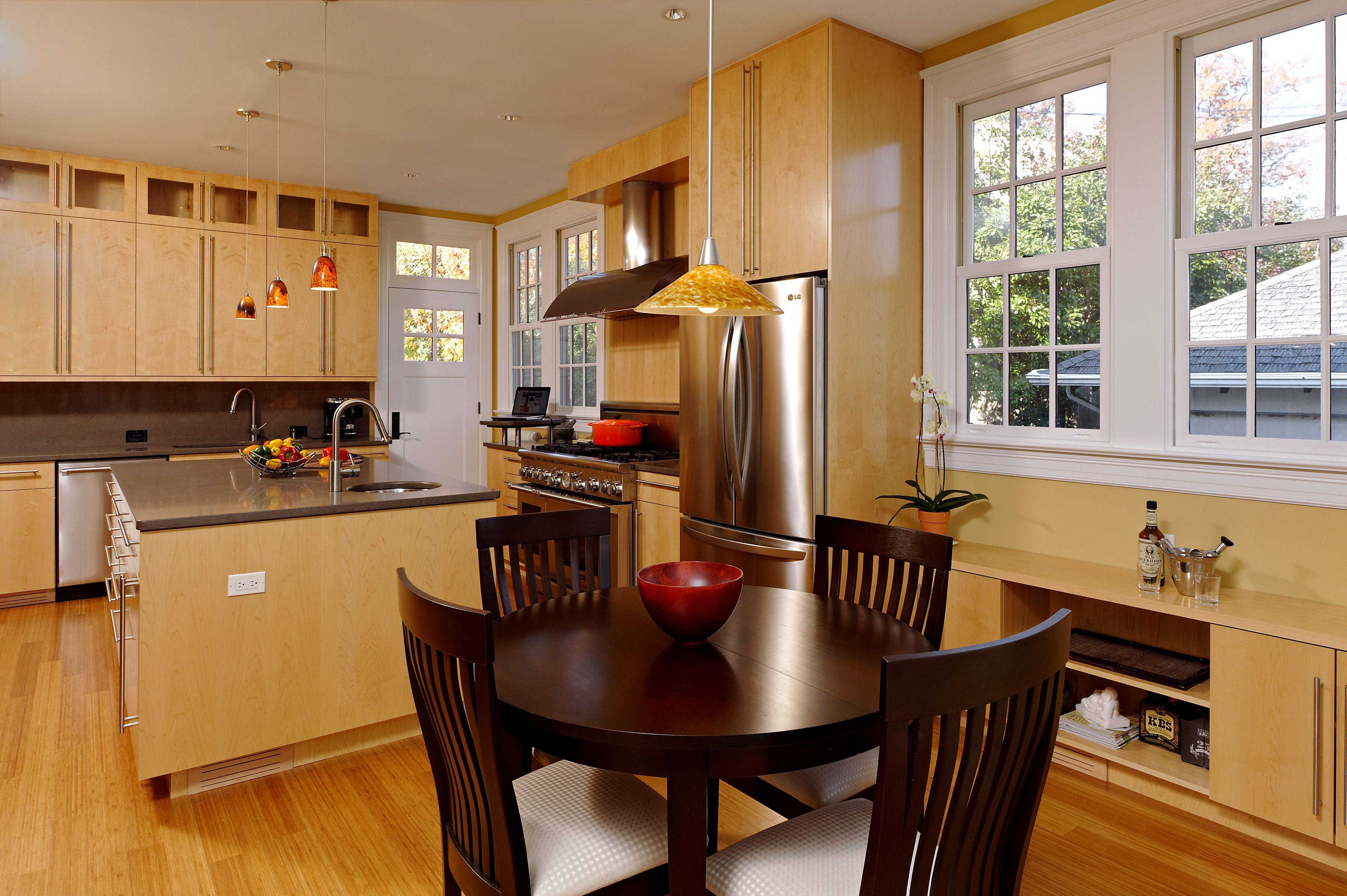 Residence 36   Dining room renovation, Open floor plan ...