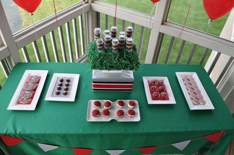 Ohio State Buckeyes Football Football Party Ideas (With ...