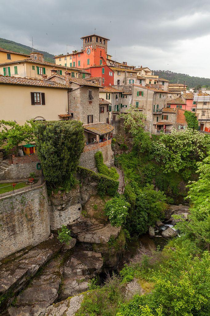 Loro Ciuffenna, Tuscany, Italy #lorociuffenna #tuscany #italy