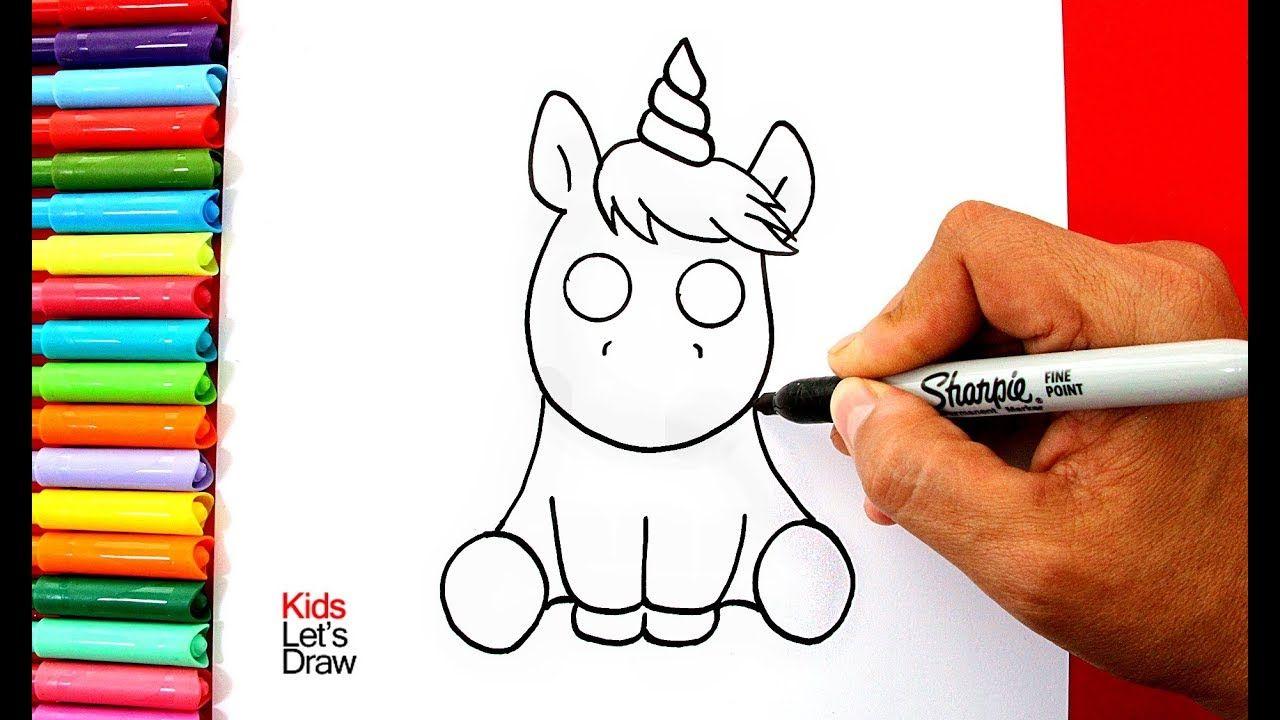 Cómo Dibujar Un Unicornio Kawaii Completo Paso A Paso How To Draw A Cute Unicorn Youtube Como Dibujar Un Unicornio Unicornios Para Dibujar Cómo Dibujar