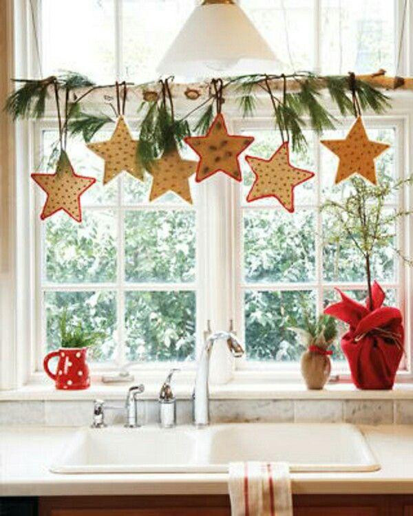Habt ihr eure Küche schon für Weihnachten geschmückt? #christmas