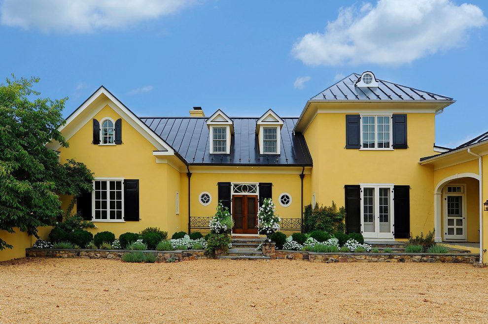 Best Image Result For Yellow Stucco Home Yellow House 400 x 300