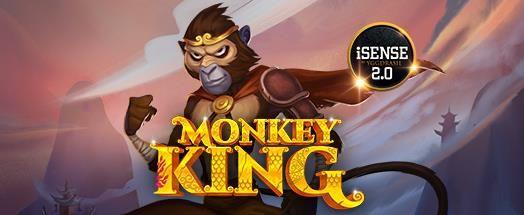 Yggdrasil Releases New Monkey King Slot Machine
