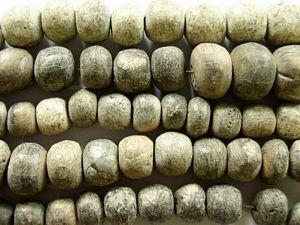 Mammoth Bone Beads