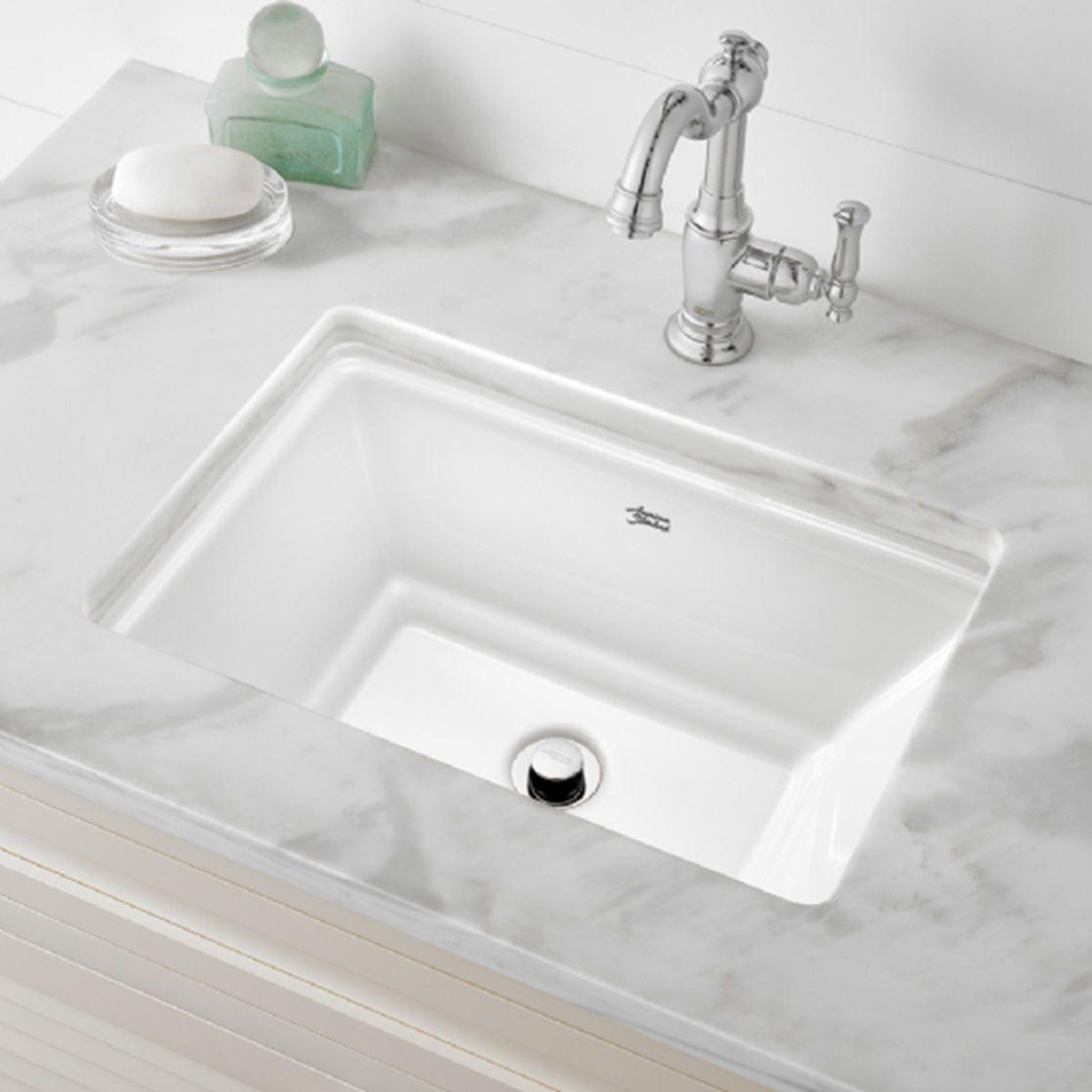 American Standard Under Counter Sink 0483600 020 Rectangular