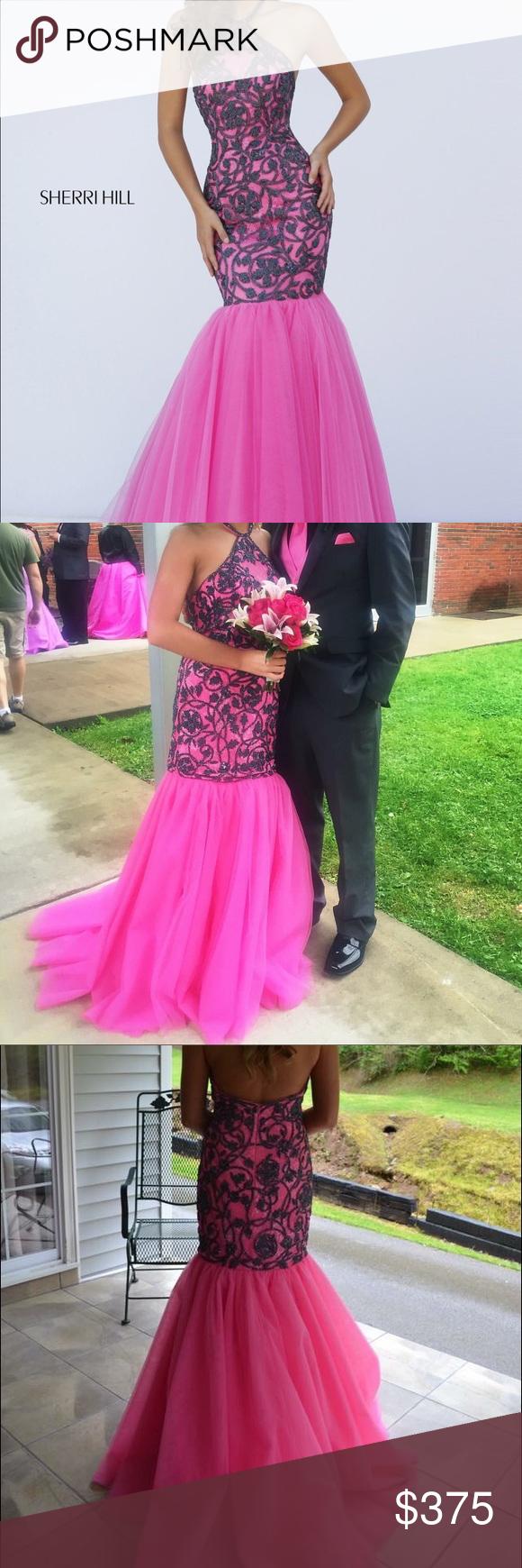 Sherri Hill Spring 2016 Prom Dress | Pinterest | Traje