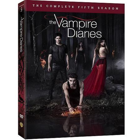 The Vampire Diaries Seasons 1 5 Dvd Box Set In 2020 Vampire