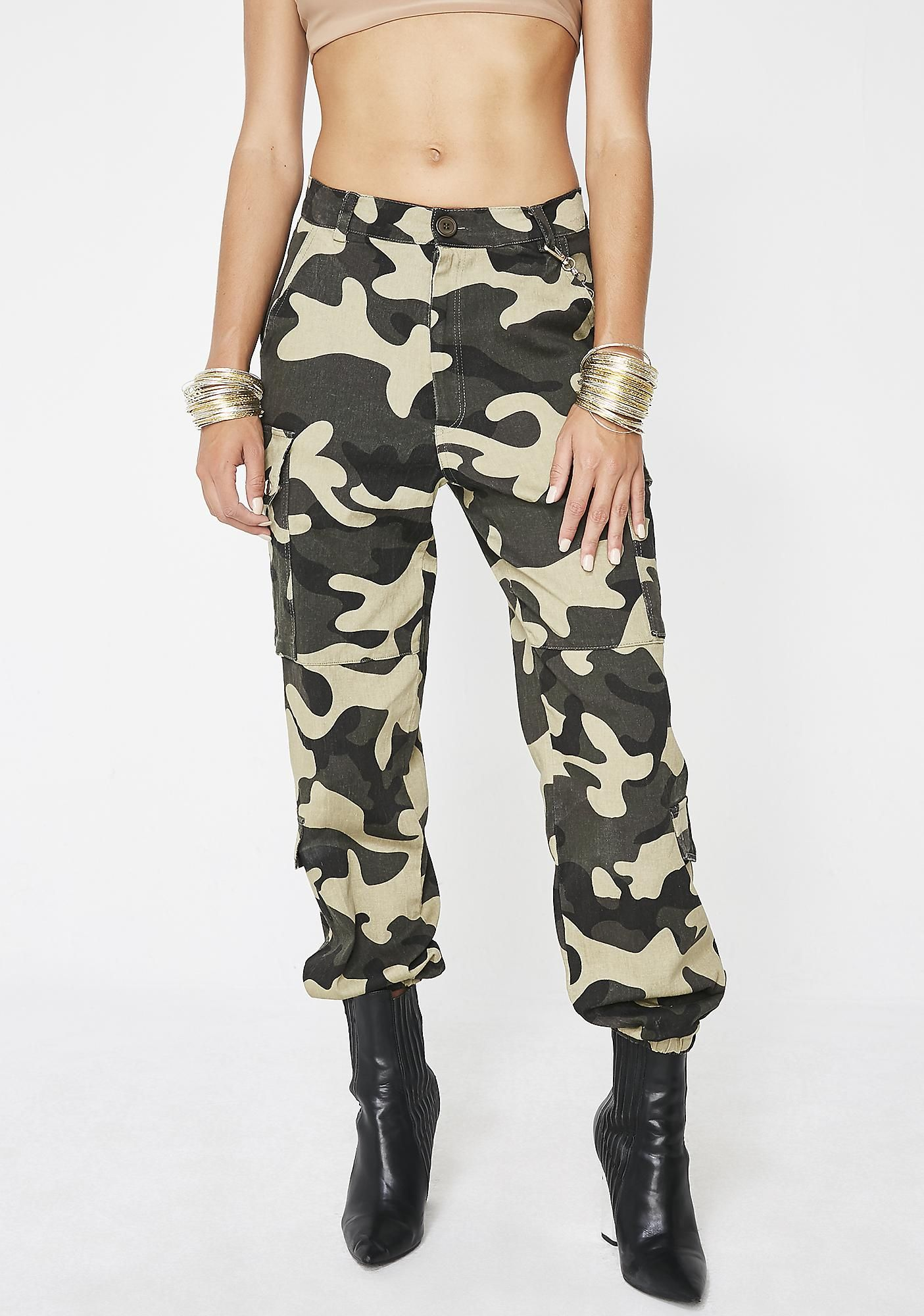 War Ready Camo Pants #boydollsincamo