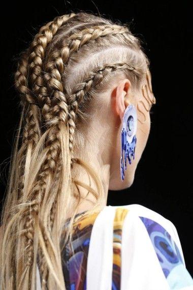 Peinados Para Hacer Deporte 30 Ideas Faciles Y Tendencia Peinados