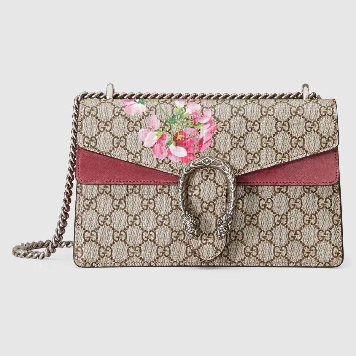 Gucci Dionysus Small Gg Blooms Shoulder Bag Gucci Shoulder Bag Shoulder Bag Women Shoulder Bag