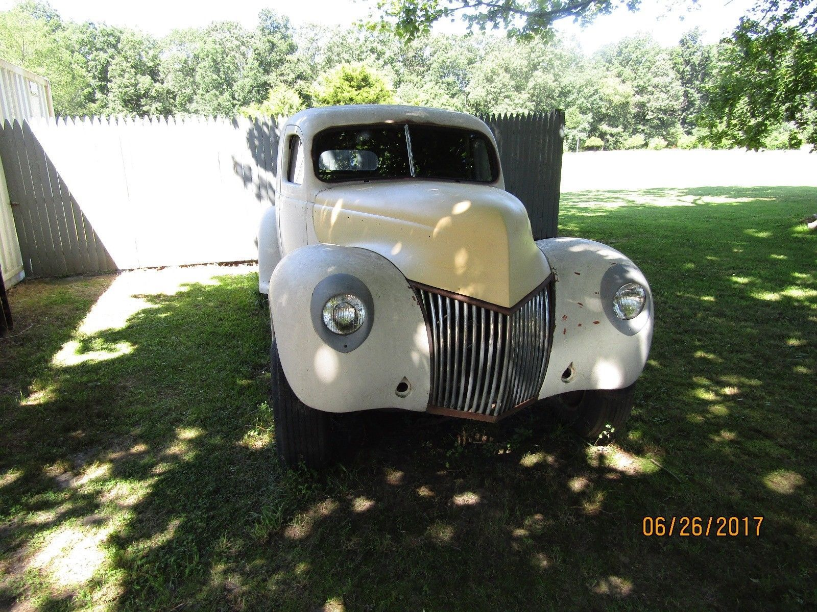 Cool Amazing 1940 Ford Other DELIVERY 1940 FORD SEDAN DELIVERY HOT ...