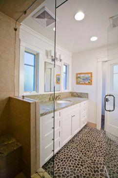 Contemporary Bathroom - La Loma 2 Bathroom