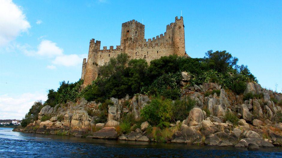 Vila Nova da Barquinha - Castelo de Almourol
