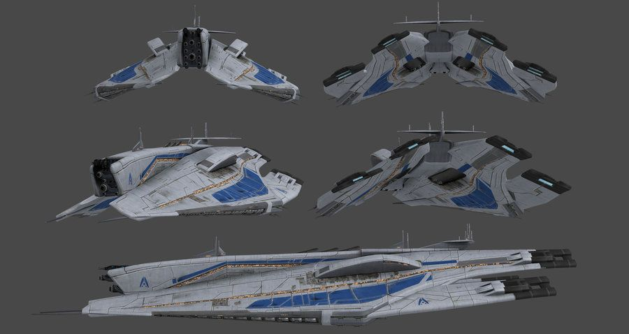 Just a Concept idea, of Alliance Destroyer, based in the Alliance Cruiser Model and Reegar Carbine Shotgun, from Mass Effect 3. More little that a Cruiser, but more letal in short distance. This sh...