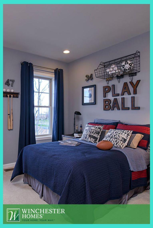 Pin On Teenage Boys Bedroom Idea